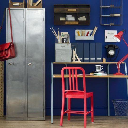 Дизайн комнаты для мальчика: индустриальный стиль