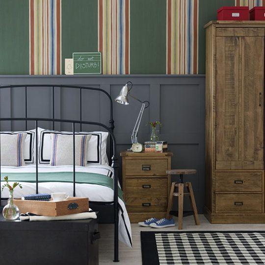 Дизайн комнаты для мальчика: классические элементы