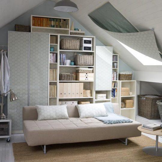 Универсальный дизайн комнаты для мальчика