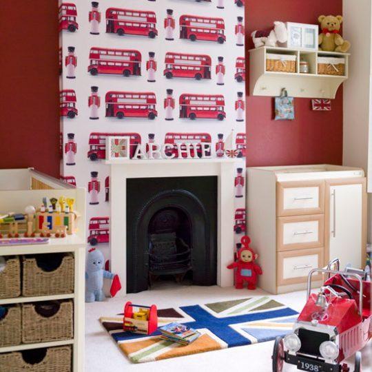 Современный дизайн комнаты для мальчика - фото 1