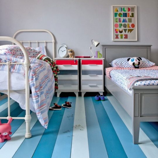 Современный дизайн комнаты для мальчика - фото 2