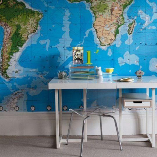 Современный дизайн комнаты для мальчика - фото 3