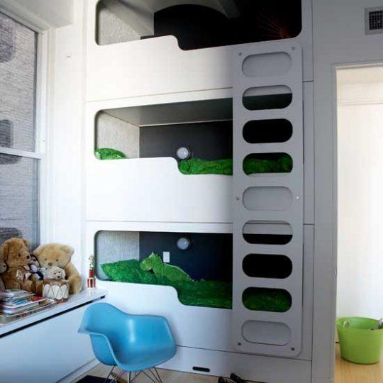 Современный дизайн комнаты для мальчика - фото 5
