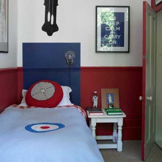 Современный дизайн комнаты для мальчика - фото 6