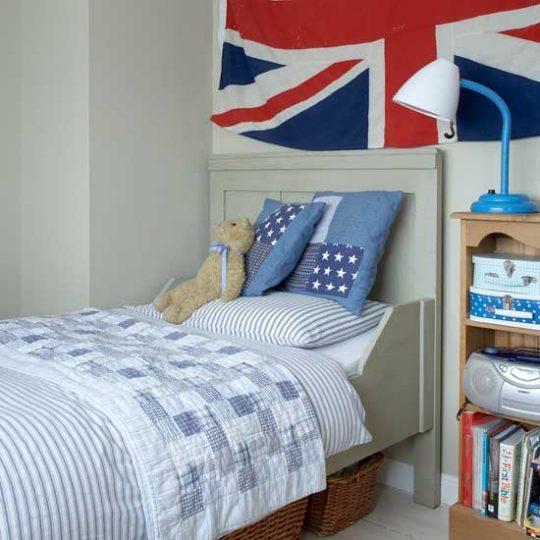 Современный дизайн комнаты для мальчика - фото 7