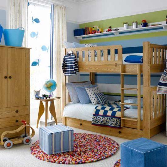 Современный дизайн комнаты для мальчика - фото 10