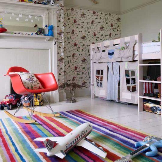 Современный дизайн комнаты для мальчика - фото 11