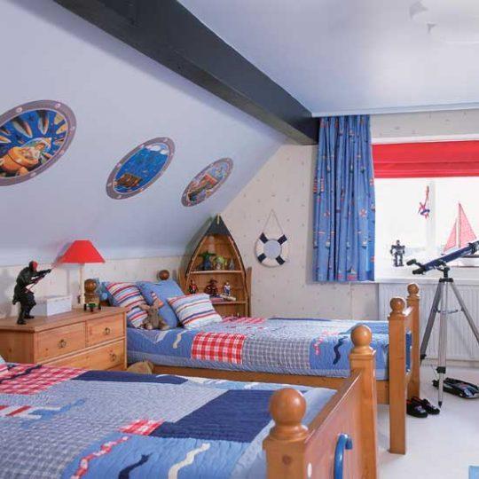 Современный дизайн комнаты для мальчика - фото 12