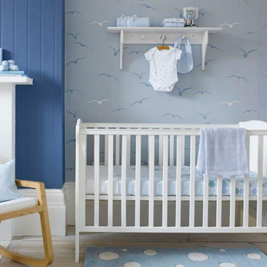 Современный дизайн комнаты для мальчика - фото 14