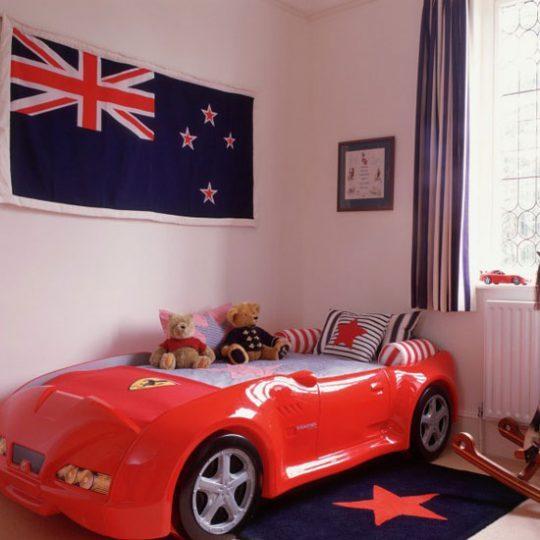 Современный дизайн комнаты для мальчика - фото 15