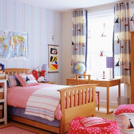 Современный дизайн комнаты для мальчика - фото 16