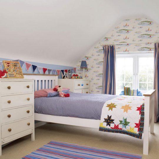 Современный дизайн комнаты для мальчика - фото 17