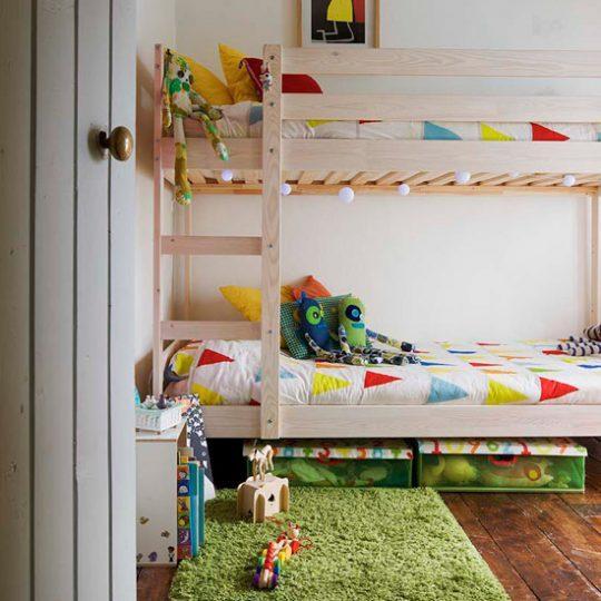 Современный дизайн комнаты для мальчика - фото 20