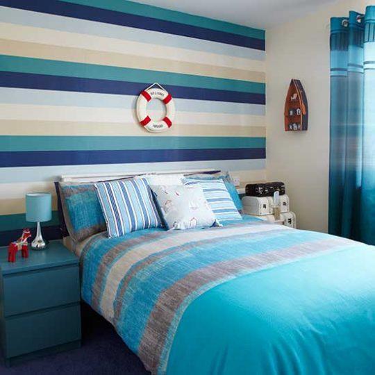 Современный дизайн комнаты для мальчика - фото 21