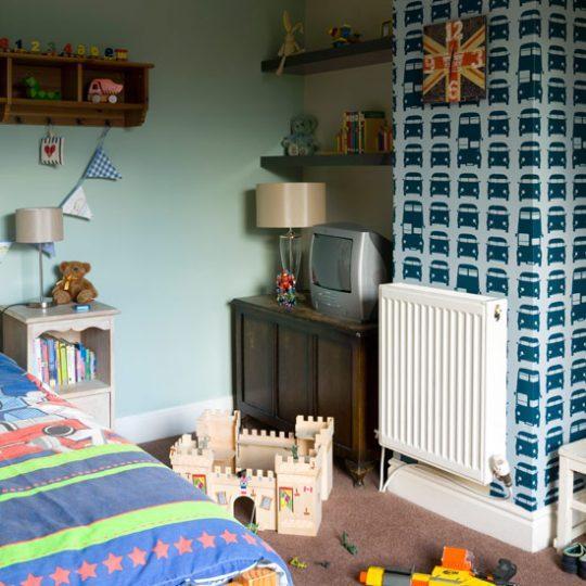 Современный дизайн комнаты для мальчика - фото 24