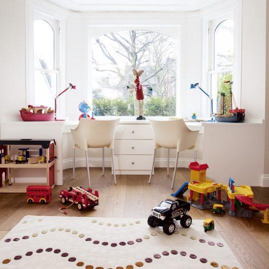 Современный дизайн комнаты для мальчика - фото 32