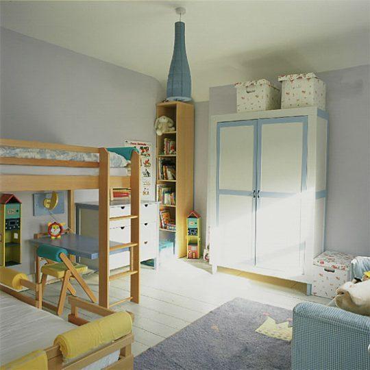 Современный дизайн комнаты для мальчика - фото 35