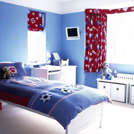 Современный дизайн комнаты для мальчика - фото 39