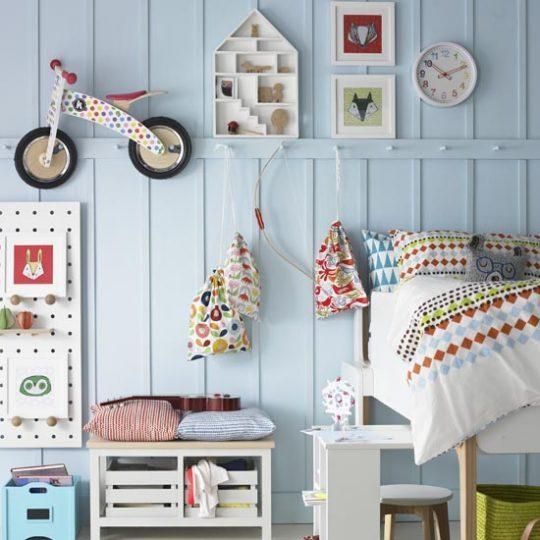 Современный дизайн комнаты для мальчика - фото 41