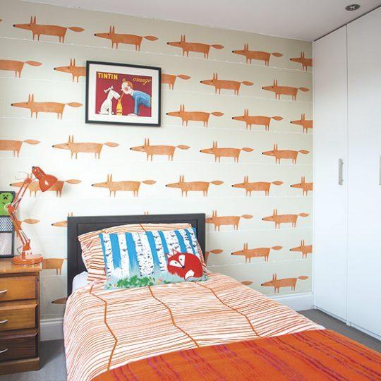 Современный дизайн комнаты для мальчика - фото 48