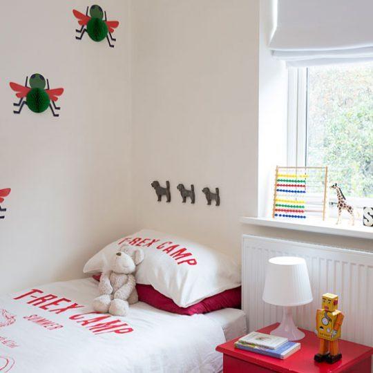 Современный дизайн комнаты для мальчика - фото 49