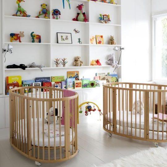 Дизайн комнаты малыша в скандинавском стиле