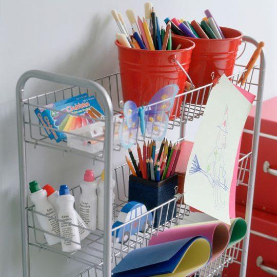 Хранение в детской- фото 3