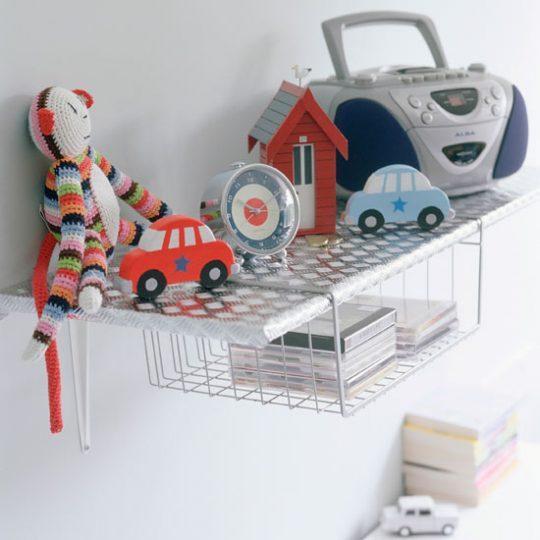 Хранение в детской- фото 5