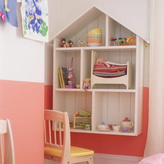Хранение в детской- фото 8