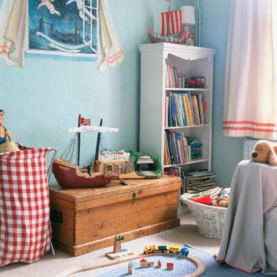 Хранение в детской- фото 12