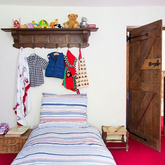 Хранение в детской- фото 23