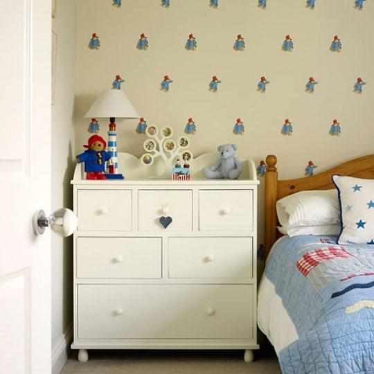 Хранение в детской- фото 25
