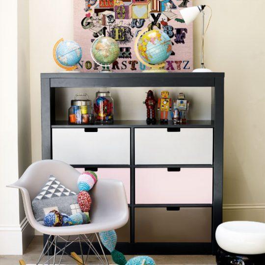 Хранение в детской- фото 27