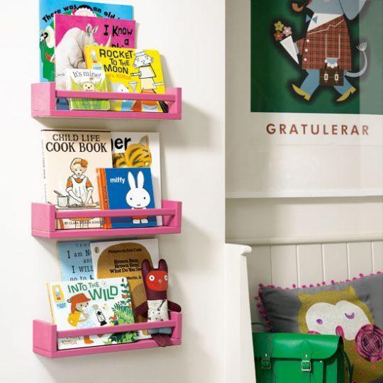 Хранение в детской- фото 30