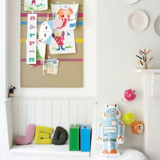 Хранение в детской- фото 32