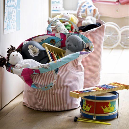 Хранение в детской- фото 34