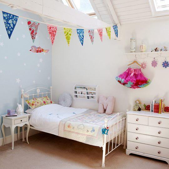 Мебель для детской: комод в винтажном стиле
