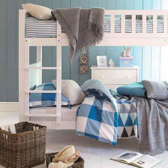 Мебель для детской: двухъярусная кровать