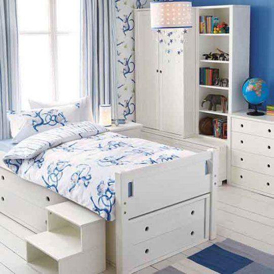 Мебель для детской: функциональная кровать