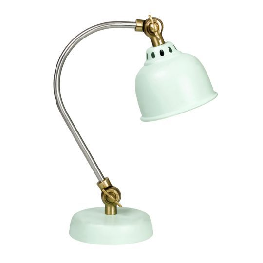 Стильная мебель для детской: настольная лампа