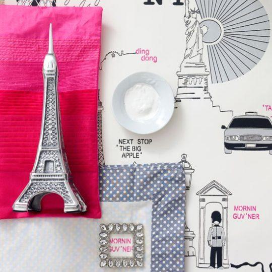 Современный дизайн комнаты девочки-подростка: тематический декор