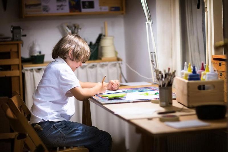 5 цветов, которые лучше всего использовать в дизайне детской 2