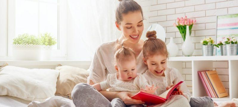 читаем детские книги фото