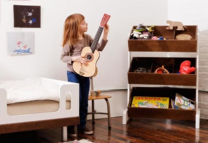 Лаконичный декор для детской комнаты
