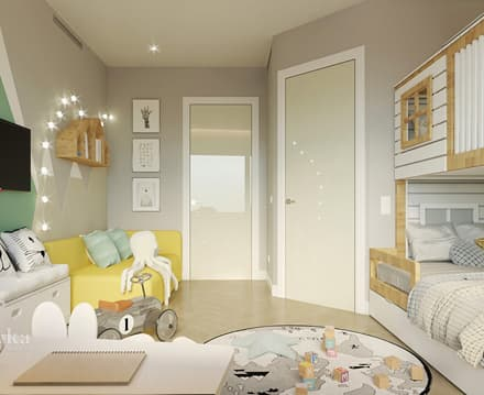 Детская дизайнерская мебель в Москве фото 3-1