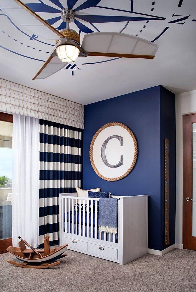 nursery interior design ceilings - photo #7