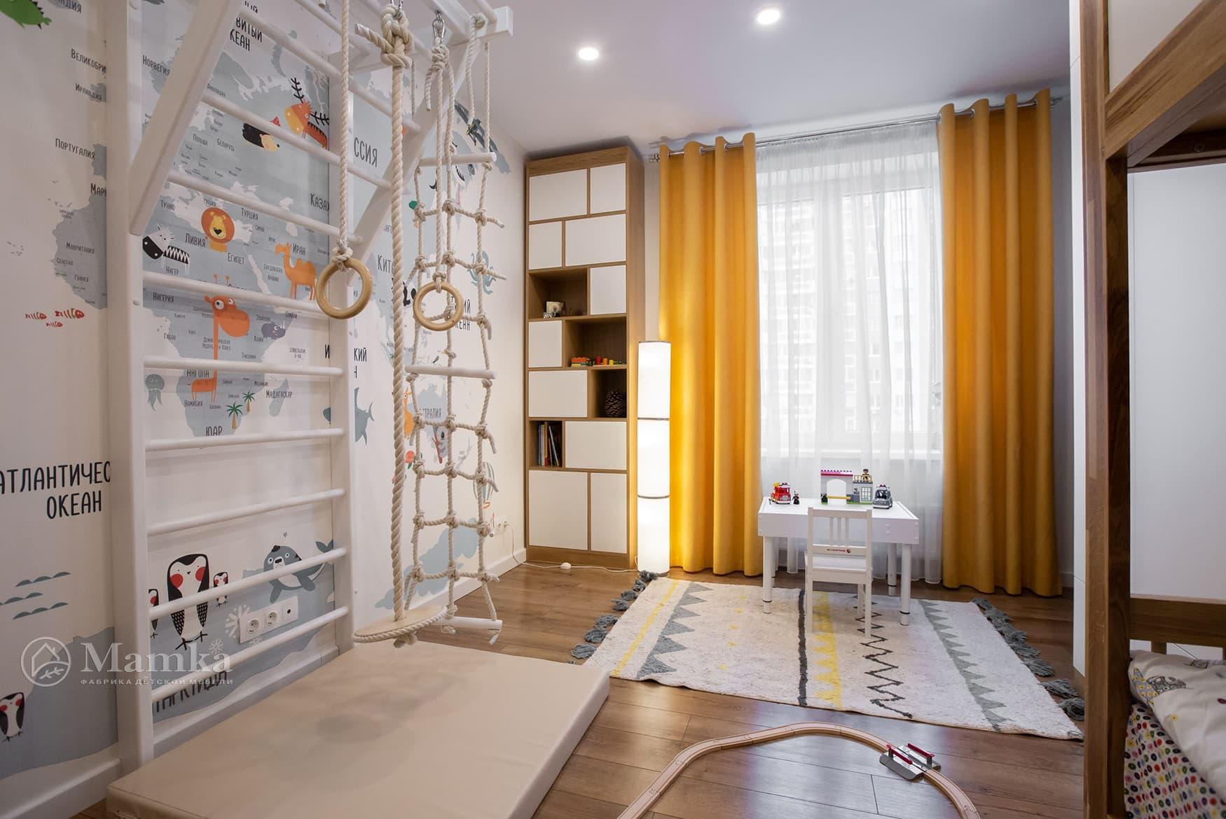 Детская комната для мальчика фото 2