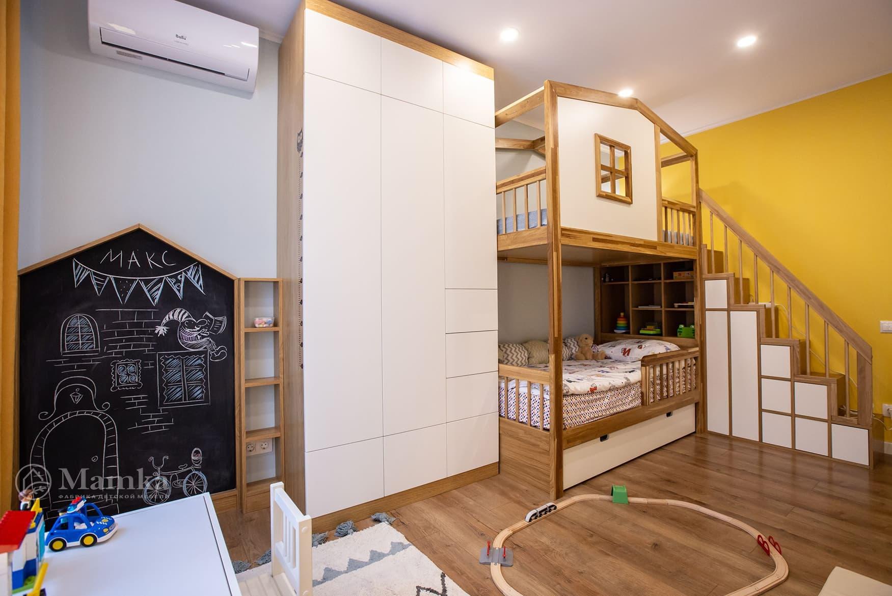 Детская комната для мальчика фото 3