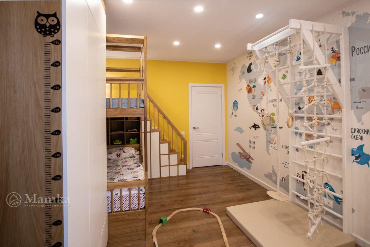 Детская комната для мальчика фото 6
