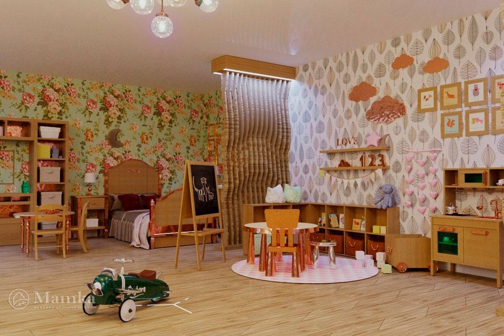 Детская мебель в дизайн-проекте сказочного магазина мечты 3